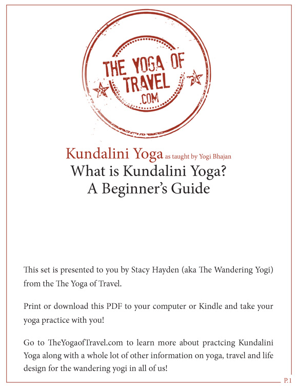 Free Yoga Poses and Meditations What is Kundalini Yoga for ...