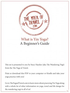 The Complete Guide to Yin Yoga : Bernie Clark : 9780968766583